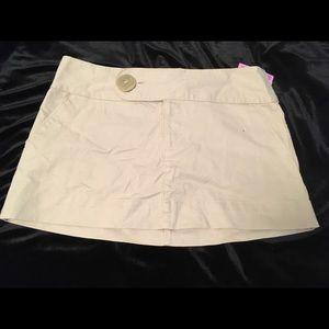 Free People Mini Skirt Size 12